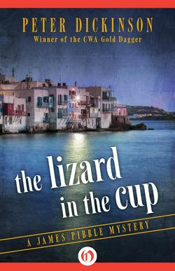 The Lizard in the Cup - cover